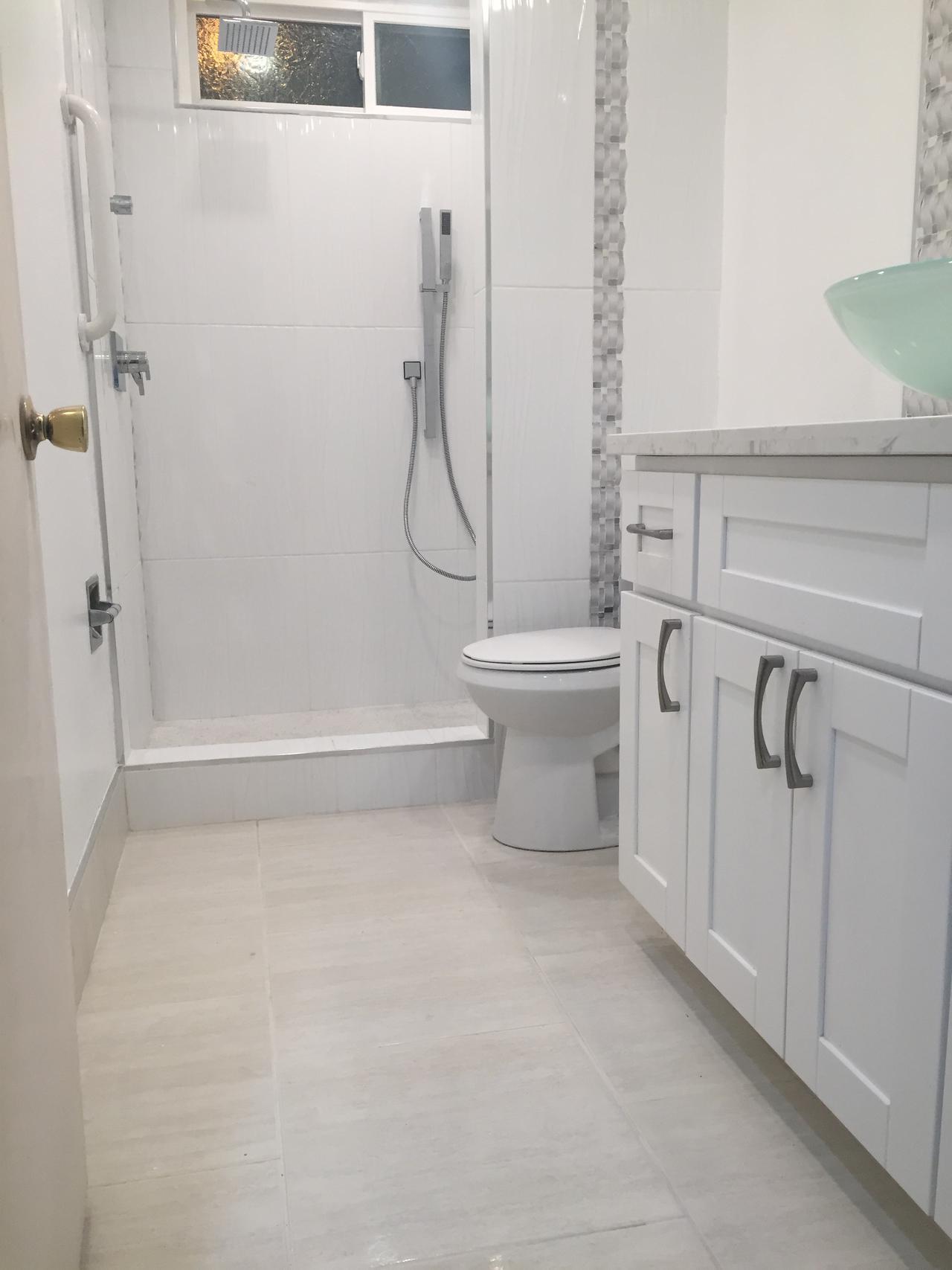 Trust Ollendorff Construction as your bathroom remodel contractors