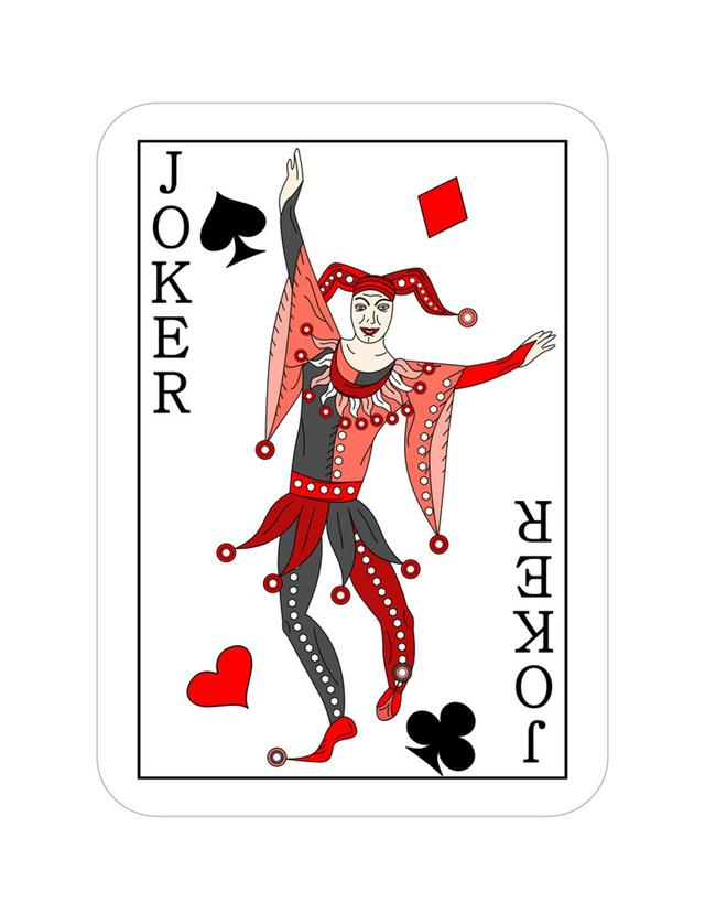 The Joker or FOOL