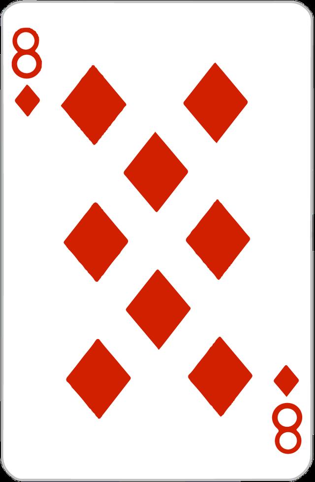 The Eight of Diamonds