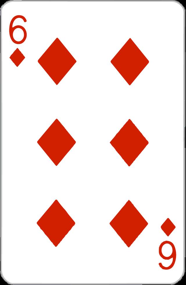 The Six of Diamonds