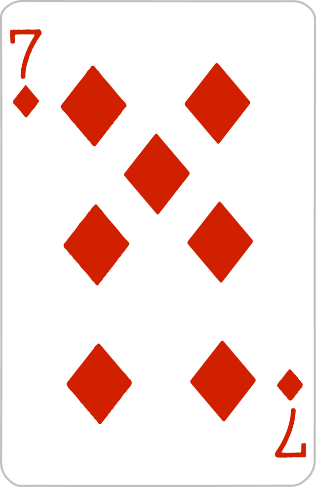 The Seven of Diamonds