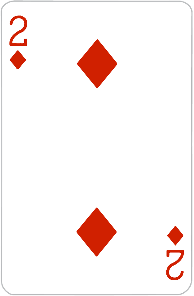 The Two of Diamonds