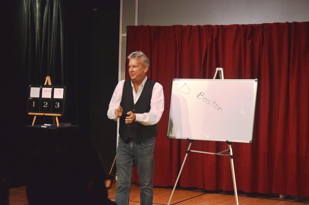 Psychic Rick Speaks!
