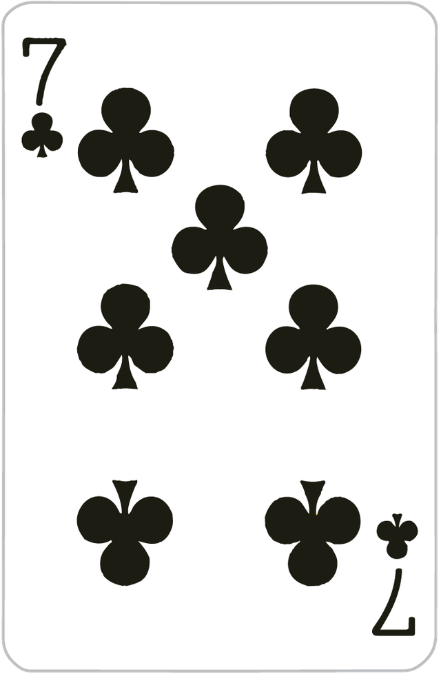The Seven of Clubs