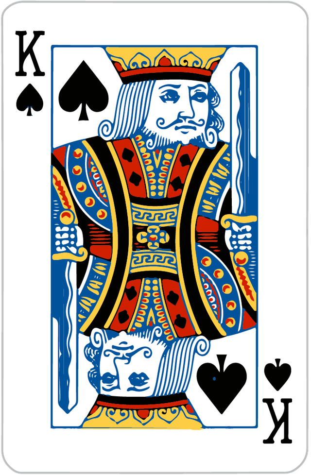 The King of Spades