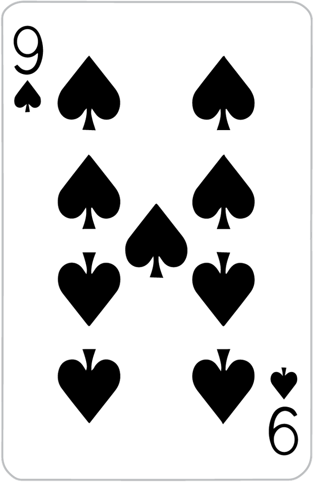 The Nine of Spades