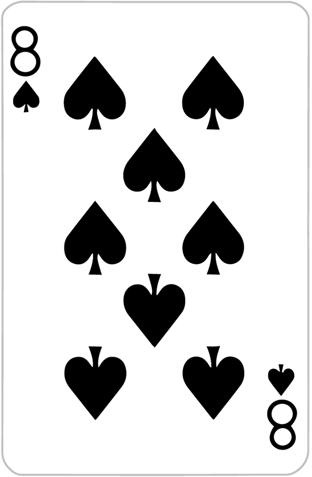 The Eight of Spades