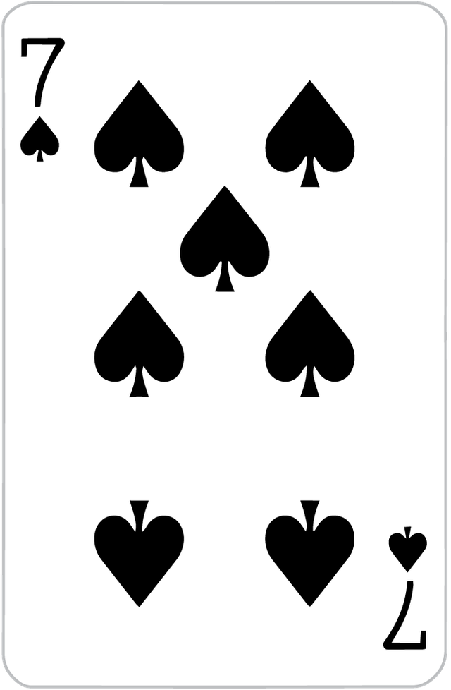 The Seven of Spades