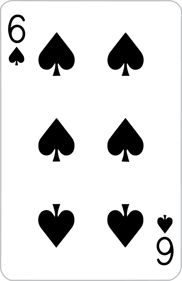 The Six of Spades