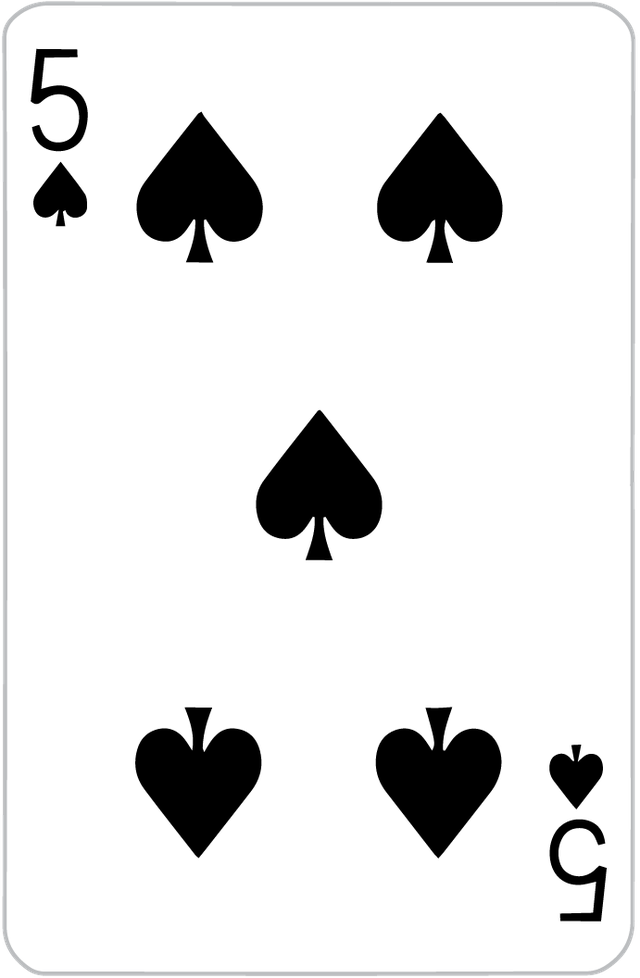 The Five of Spades