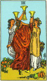 The Three of Cups