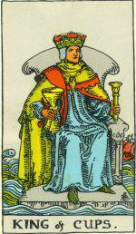 The King of Cups