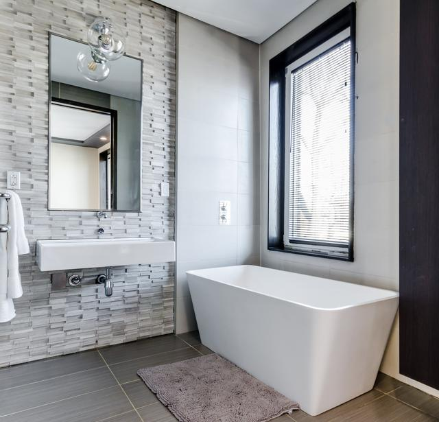 bathrooms are an often-missed place in mold inspections in Maryland