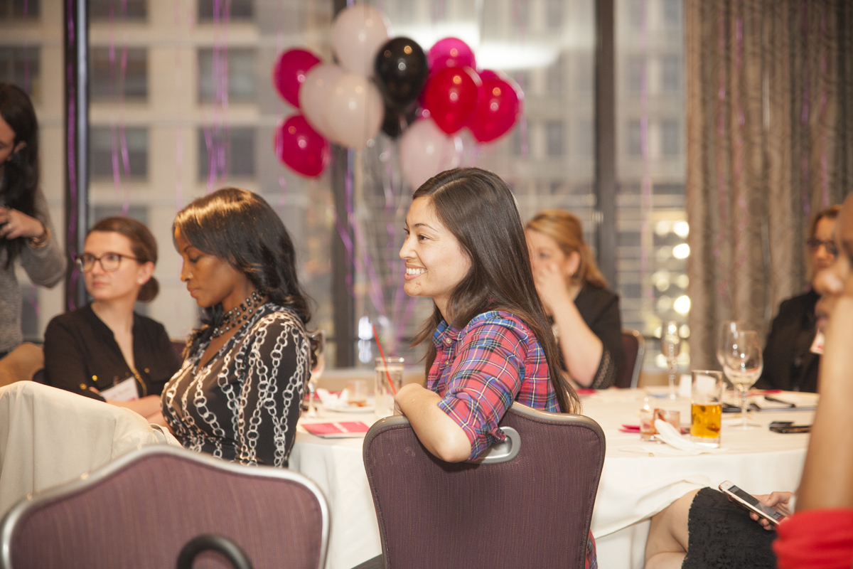 She Leads 2016 Personal Branding Event Attendee