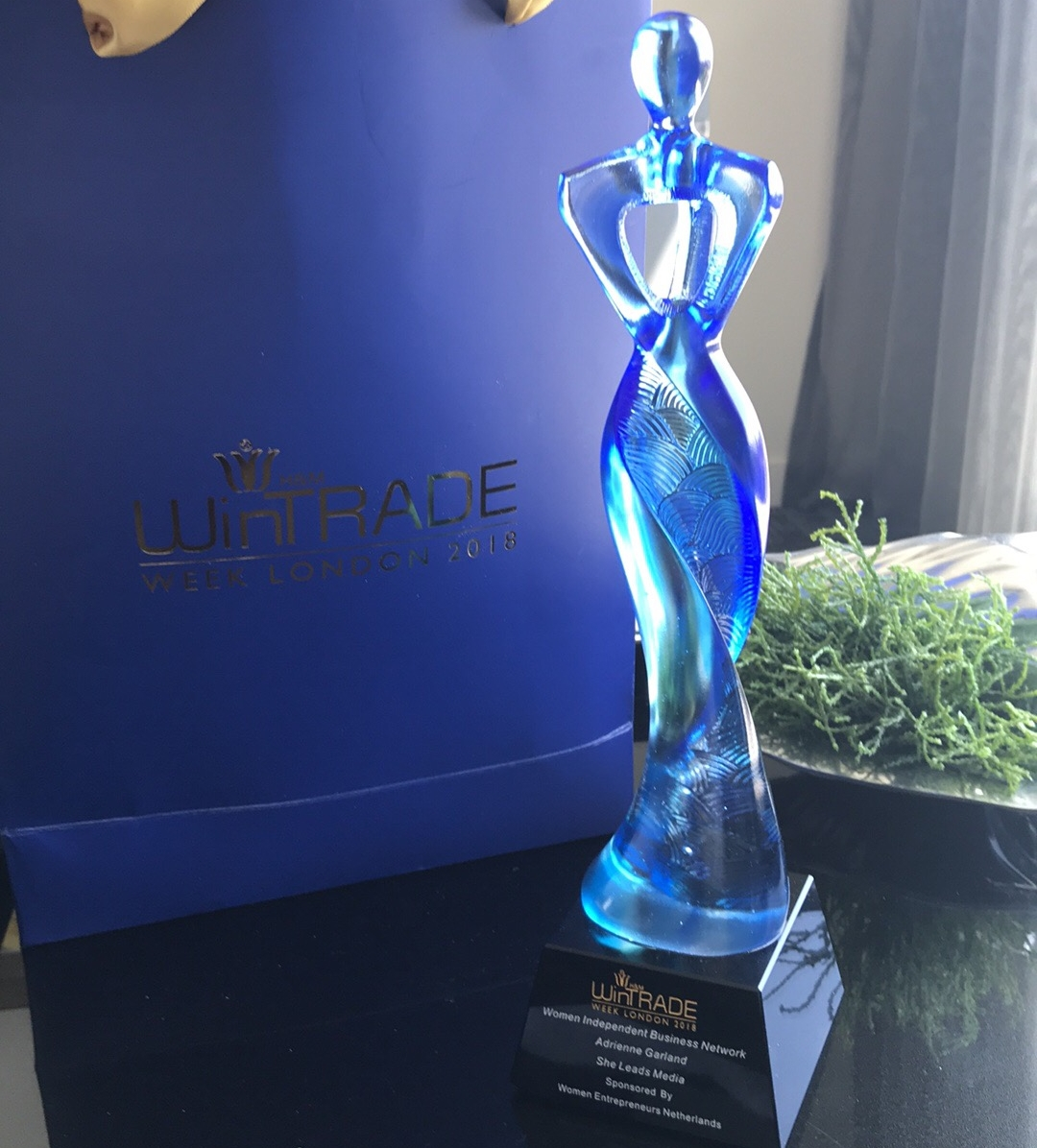 International WinTrade Award