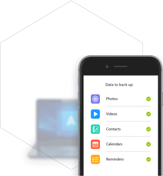 Acronis Mobile App
