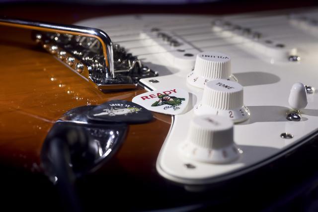 music rock controls configuration