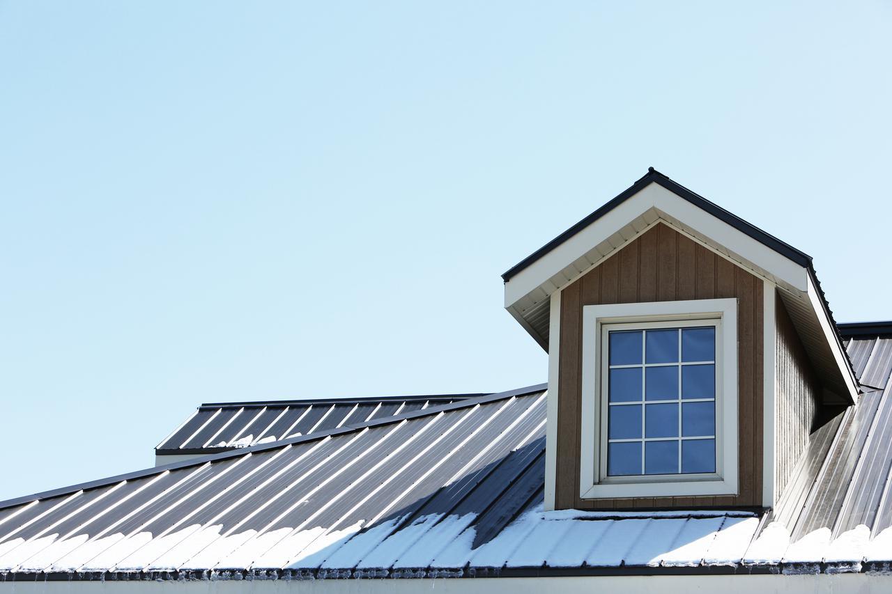 solar energy roof no person sky