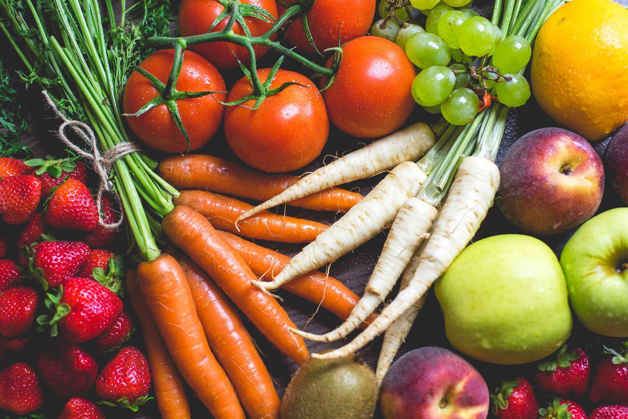 aa8a fresh colorful fruits and vegetables picjumbo com
